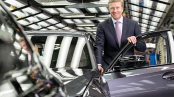 Villanyautópárti vezetője lett a BMW-nek