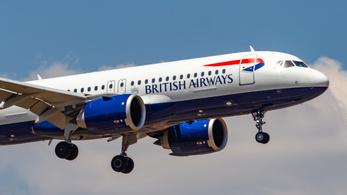 A British Airways biztonsági okokból 7 napig nem repül Kairóba