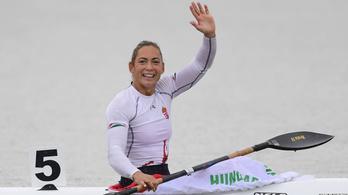 NDK-sportolóhoz hasonlította Fábiánné Takács Tamarát
