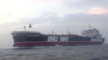Az irániak szerint mindenki jól van az elfoglalt tartályhajón