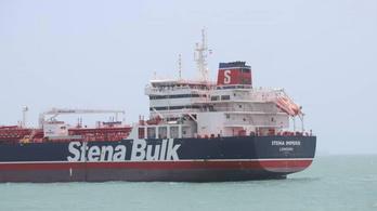 Ha engedelmeskednek, biztonságban lesznek, mondták az irániak a tartályhajó kapitányának