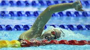 Két századmásodpercen múlt Késely világbajnoki bronzérme, Hosszú nagy fölénnyel döntős