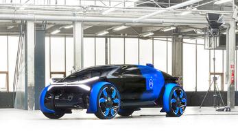 Valóság lesz a Citroën harminc colos tanulmányából