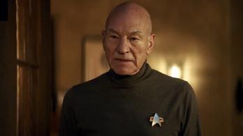 Mit csinál itt, Picard? Megmenti az univerzumot?