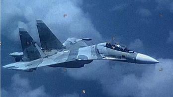 Pentagon: egy venezuelai vadászgép