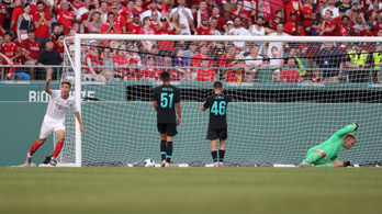 A Sevilla véresen komolyan vette a Liverpool elleni barátságos meccsét