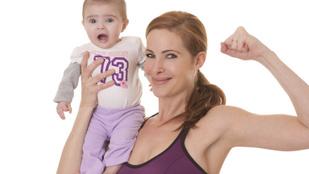 Edzés szülés után: mikor, hogyan, mennyit?