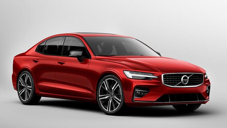 230889 New Volvo S60 R-Design exterior