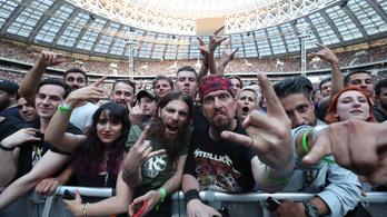 A Metallica is érintett az egyre dagadó Viagogo-botrányban