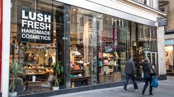 A Lush parafa csomagolással forradalmasíthatja a környezetszennyező kozmetikai ipart
