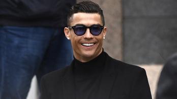 Nem emelnek vádat Cristiano Ronaldo ellen a nemierőszak-ügyben