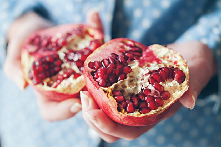 Stimulálja a zsírégetést, és gátolhatja az inzulinrezisztencia kialakulását: így fogyaszt a gránátalma