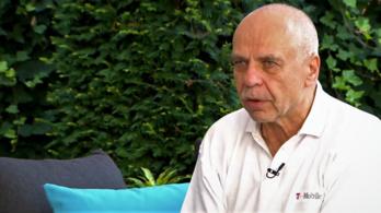 Markos György 73 évesen már nem akar színpadon bohóckodni