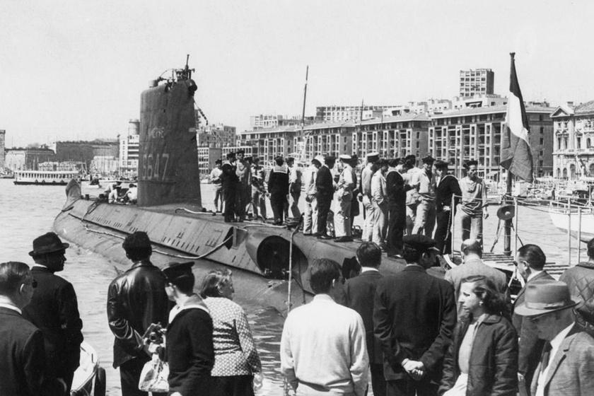 52 emberrel a fedélzetén tűnt el a tengeralattjáró: több mint 50 év után előkerült a roncs