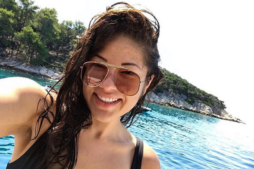 Gáspár Evelin fürdőruhás fotókat posztolt - Kapott értük hideget-meleget