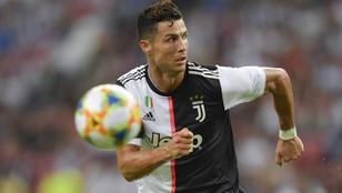 Ronaldo zaklatási ügyében is döntés született