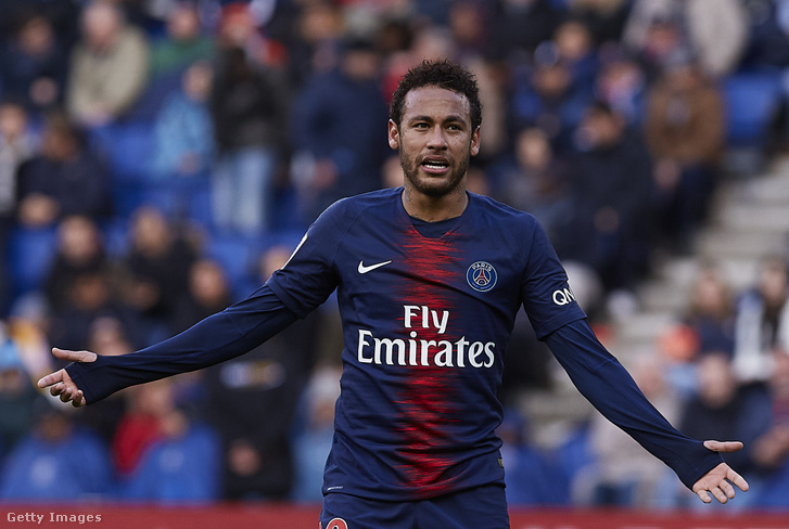 Neymar - 27 éves, szerződés 2022-ig, becsült értéke 180 millió euró