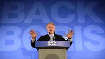 Boris Johnson lett az új brit miniszterelnök