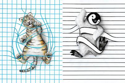 kulonleges-rajzok