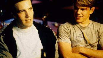 Együtt dolgozik Matt Damon, Ben Affleck és Ridley Scott