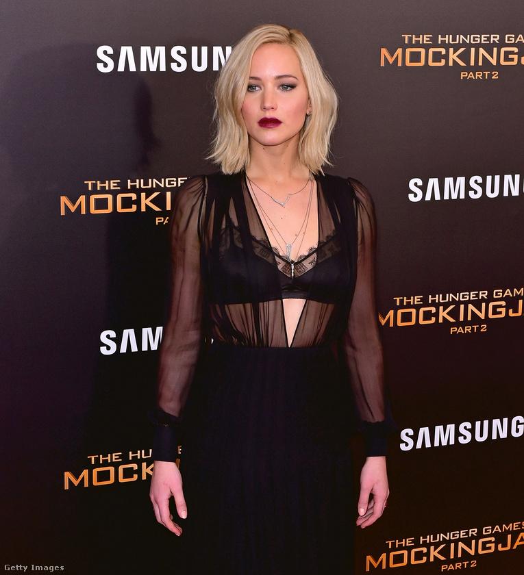 Sokat köszönhet Jennifer Lawrence Katniss Everdeennek, akit az Éhezők viadala-filmekben alakított