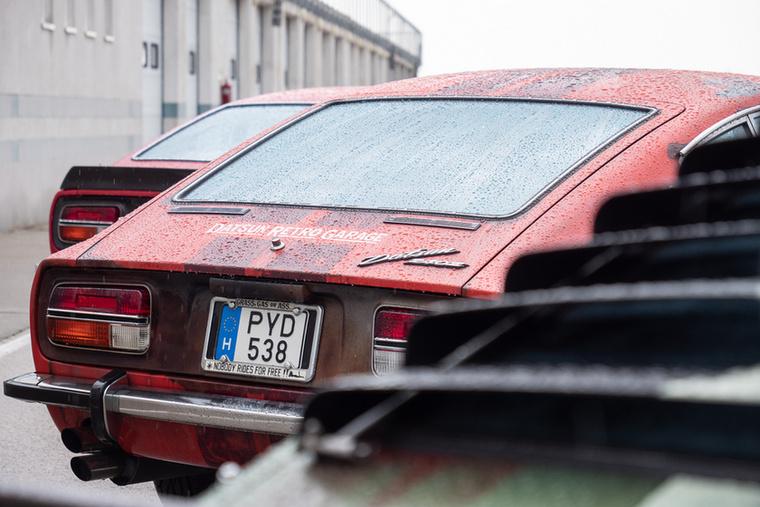 A 240Z eredetileg csak típusszámnak szánták, de Yutaka Katayama, a Nissan amerikai divíziójának első elnökének köszönhetően rajtaragadt