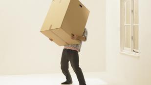 Hány doboz kell egy költözéshez? Így számold ki