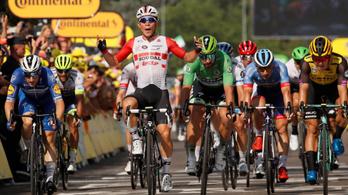 Tour de France: ausztrál győzelem a tikkasztó szakaszon