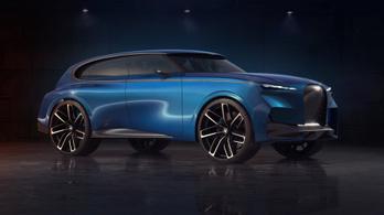 Ilyen lesz a Bugatti-SUV?