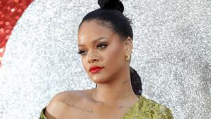 Rihanna rátalált pici hasonmására