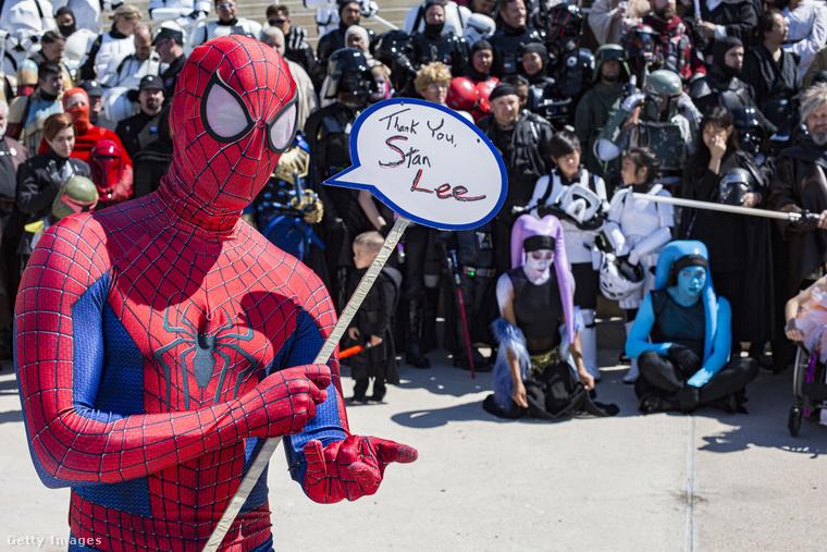 A Comic-Con minden évben hatalmas tömegeket mozgat meg