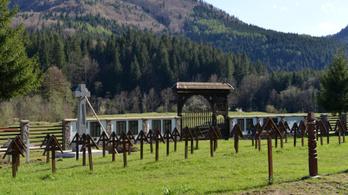 Nem indultak közigazgatási perek az Úzvölgyi katonatemető ügyében