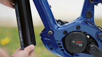Szép e-bicikliket ígér a Bosch fejlesztése
