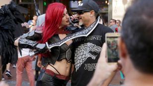 Íme az idei Comic-Con legjobb jelmezei