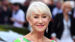 Ezt a vörös szőnyeges filmpremiert egyértelműen Helen Mirren mentette meg a dögunalomtól