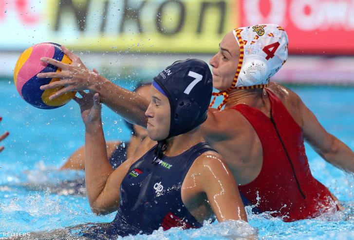 Beatriz Ortiz Munoz és Illés Anna