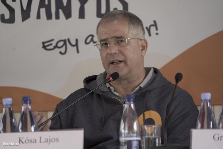 Kósa Lajos Tusványoson 2019. július 24-én