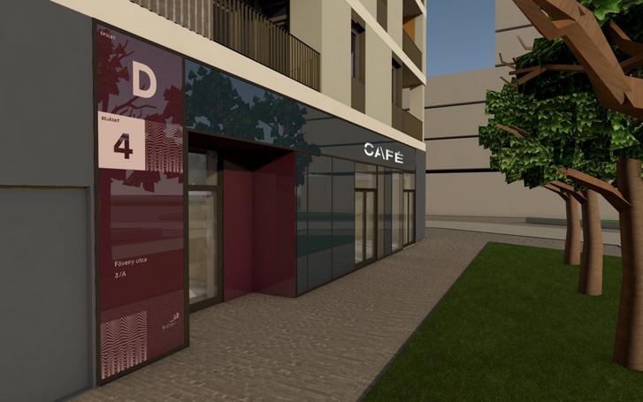Az épületek nem lesznek egységesek, de az utcaszinten szabványosak lesznek az útbaigazító táblák és információs panelek. A vendéglátó- és kereskedelmi egységek arculatát is szabályozzák majd