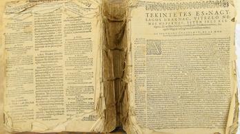 Sokat látott bibliaritkaságot ajándékoztak a Bibliamúzeumnak