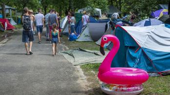 Szennyezett forrásvíztől betegedtek meg a fesztiválozók