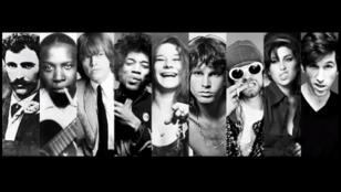 Kurt Cobaintől Amy Winehouse-ig: miért hal meg annyi zenész 27 évesen?