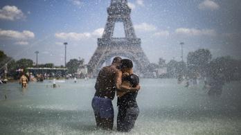 Hőhullám perzseli Európát