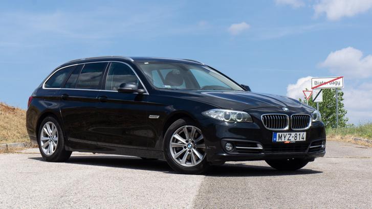 Akkora sokkot kaptak az emberek az E60-as szériától, hogy utána rögtön talán minden idők egyik legkonzervatív BMW-je lett az F10-es sorozat