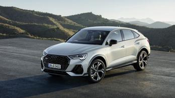 Új modellel jön ki az Audi, a motort Győrben gyártják hozzá