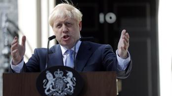 Boris Johnson miatt azonnal borult a brit kormány