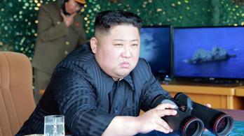 Észak-Korea rakétát lőtt ki
