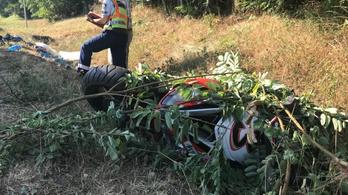 Meghalt egy motoros Seregélyesnél