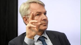 Elbeszélgetne Szijjártó Péterrel Finnország külügyminisztere a finnek kritizálásáról