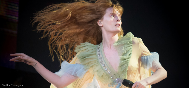 6. Florence + the Machine