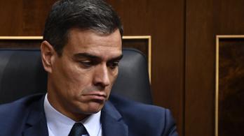 Nem szavazták meg Sánchezt miniszterelnöknek, maradt a patthelyzet